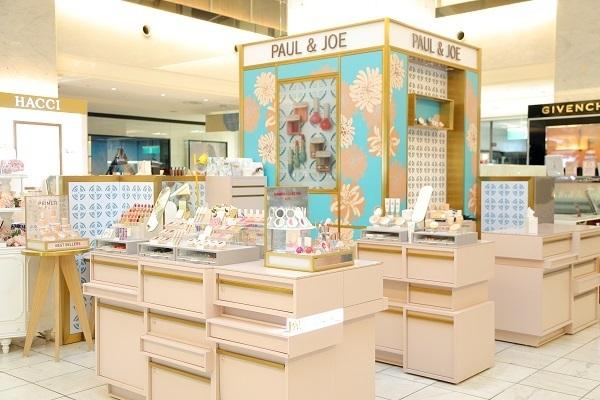 ポール&ジョー ボーテ 梅田エリア新店(2020年2月下旬オープン予定)美容部員・BA(クリエイター)契約社員の求人の店内写真1