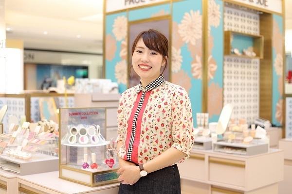 ポール&ジョー ボーテ 梅田エリア新店(2020年2月下旬オープン予定)美容部員・BA(クリエイター)契約社員の求人の写真