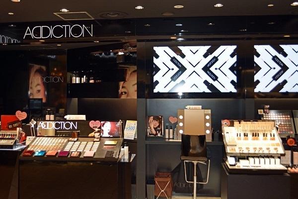 ADDICTION  ルミネエスト新宿店美容部員・化粧品販売員アルバイト・パートの求人の店内写真1