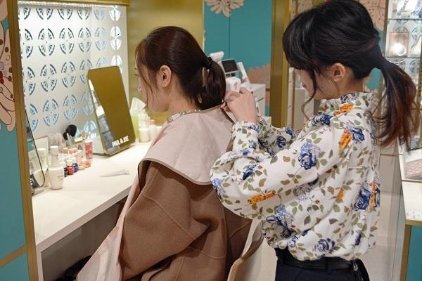 PAUL & JOE ルミネ北千住店美容部員・化粧品販売員アルバイト・パートの求人のサービス・商品写真5