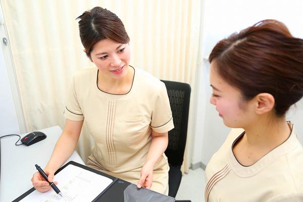 タカミクリニック モンテプラザコールセンター・電話オペレーター正社員の求人のスタッフ写真3