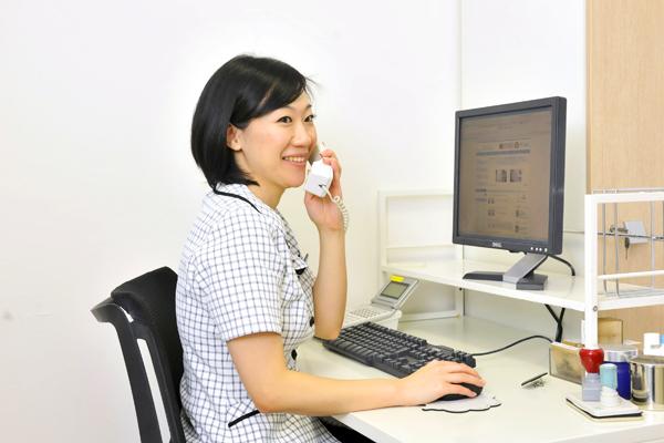タカミクリニック モンテプラザコールセンター・電話オペレーター正社員の求人の写真