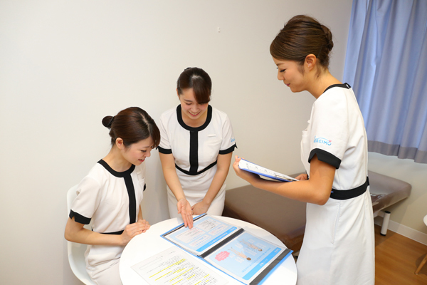 キレイモ 新宿本店エステ・エステティシャン正社員,アルバイト・パートの求人のスタッフ写真1