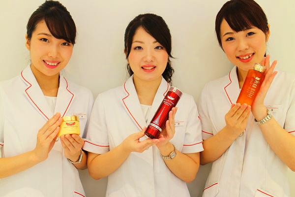 ドクターシーラボ 高島屋 立川店美容部員・化粧品販売員(『ドクターシーラボ』ビューティーカウンセラー)正社員の求人の写真