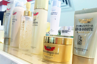 商品はすべて皮膚科医のもと、開発されています。
