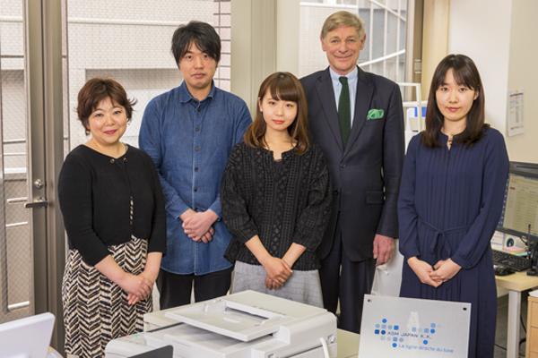 ASM Japan株式会社 本社コールセンター・電話オペレーター(パーソナルアドヴァイザー)契約社員の求人の写真