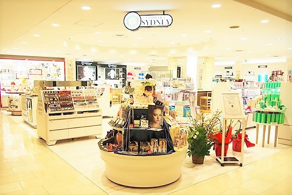 シドニー ルミネ北千住店美容部員・BA(ビューティコンサルタント)正社員の求人の写真