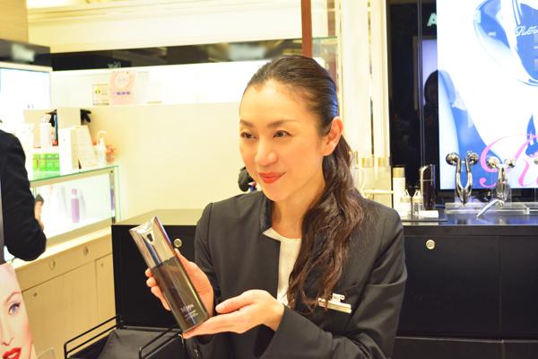 ReFa 京王百貨店 新宿店美容部員・化粧品販売員(モデリスト)正社員の求人のスタッフ写真4