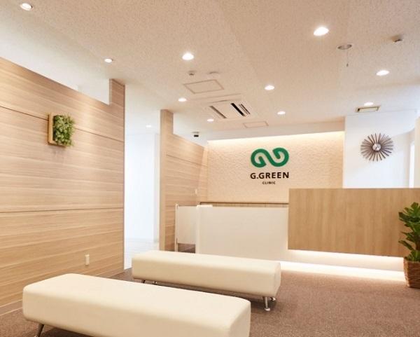 【G.GREEN clinic】メディカルカウンセラー・受付(受付カウンセラー)人材紹介の求人の写真