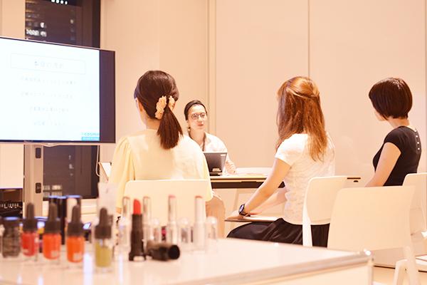 銀座エリア Panasonic Beauty体験型店舗(2017年9月15日オープン)美容部員・化粧品販売員(パナソニックビューティの美容家電アドバイザー)正社員の求人のサービス・商品写真5