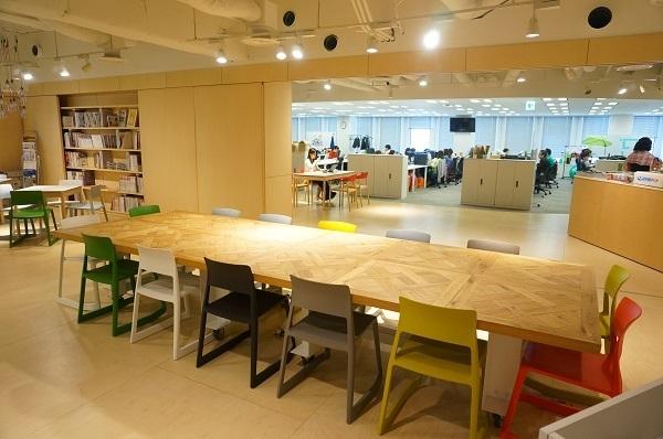 株式会社アイスタイルキャリア 東京オフィスWEB・デザイン・クリエイティブ(WEBマーケティング)正社員,契約社員の求人の店内写真1