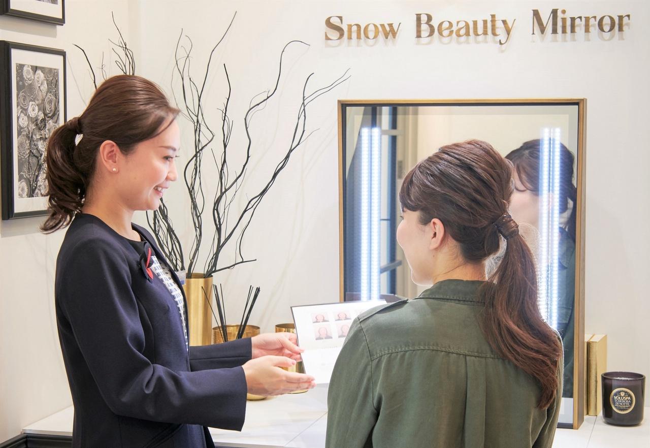 パナソニックセンター大阪 Salon de Beauty美容部員・BA(パナソニックビューティ美容家電アドバイザー)正社員の求人のスタッフ写真1