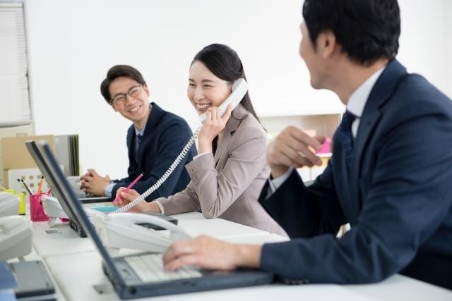 銀座・丸の内オフィスワーク(事務・アシスタント等)派遣の求人のスタッフ写真1