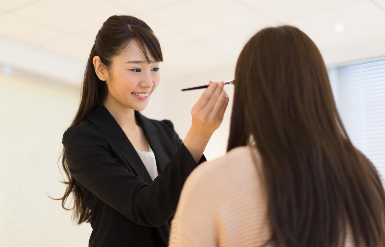 株式会社アイスタイルキャリア 東京オフィス美容部員・化粧品販売員(販売職)正社員の求人の写真
