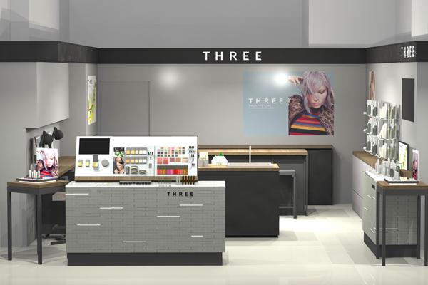 【金沢エリア】百貨店・専門店美容部員・BA(『THREE』クリエイター)派遣の求人の写真