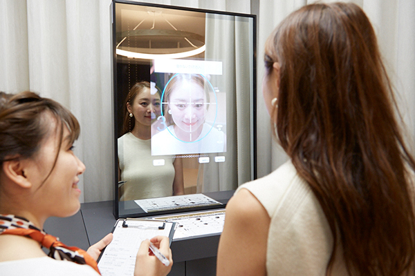 Panasonic Beauty SALON 銀座美容部員・化粧品販売員(パナソニックビューティ美容家電アドバイザー)正社員,契約社員の求人のサービス・商品写真4