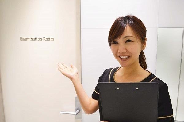 【新宿】美容クリニックメディカルカウンセラー・受付人材紹介の求人の写真