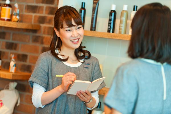 ジェイアール名古屋タカシマヤ美容部員・化粧品販売員(『ジョンマスターオーガニック』ビューティーカウンセラー)派遣の求人の写真