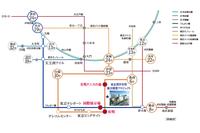 最寄り駅は3駅2路線・いろいろな街から通えます!