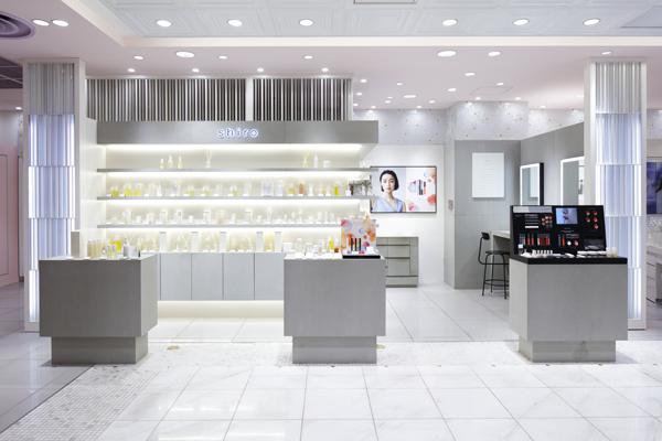 shiro + NEWoMAN新宿店美容部員・化粧品販売員(コスメティックブランド『shiro』のアドバイザー)正社員,アルバイト・パートの求人の店内写真2