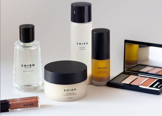 SHIRO  表参道本店美容部員・BA(「SHIRO」ビューティーアドバイザー)契約社員の求人のサービス・商品写真1