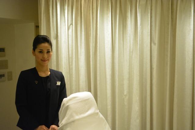 エスパス・クレ・ド・ポー ボーテ サロン(SHISEIDO THE GINZA)エステ・エステティシャン契約社員の求人のスタッフ写真1