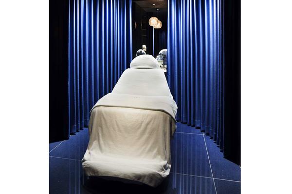 エスパス・クレ・ド・ポー ボーテ サロン(SHISEIDO THE GINZA)エステ・エステティシャン契約社員の求人の店内写真3