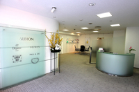 アルビオン本社で研修や商品勉強会があります。