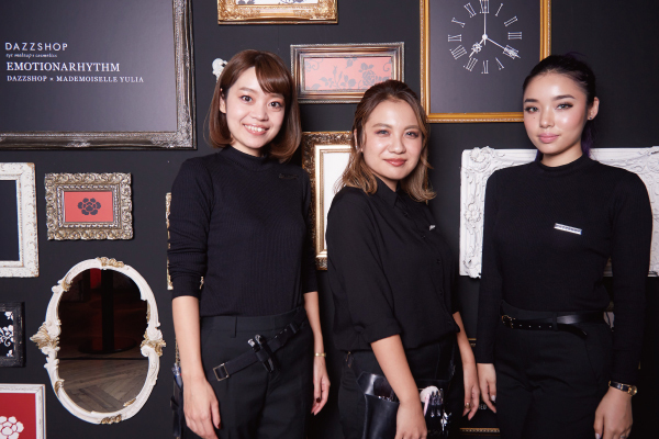 DAZZSHOP 大丸札幌店(2018年4月末 NEW OPEN)美容部員・化粧品販売員(ビューティーアドバイザー・メイクアップアーティスト)契約社員の求人のスタッフ写真5