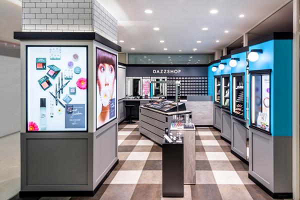 DAZZSHOP 大丸札幌店(2018年4月末 NEW OPEN)美容部員・化粧品販売員(ビューティーアドバイザー・メイクアップアーティスト)契約社員の求人の店内写真2