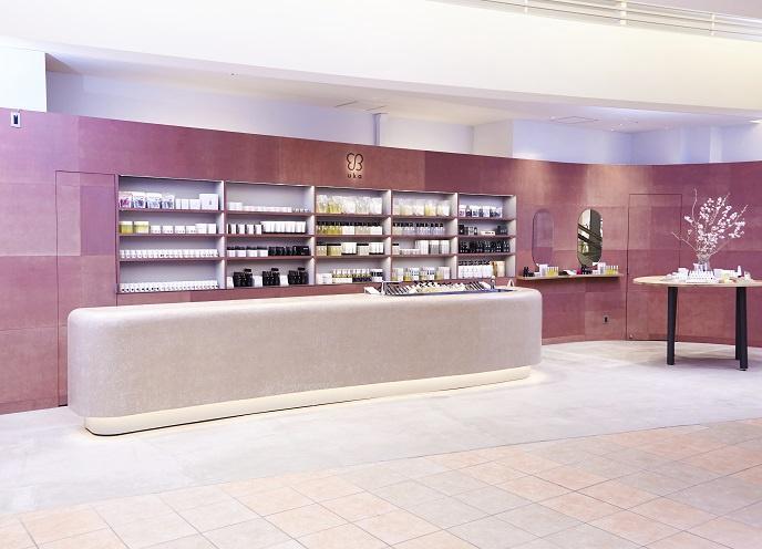 uka NEWoMan 新宿店美容部員・BA(オープニングスタッフ)正社員の求人の店内写真1