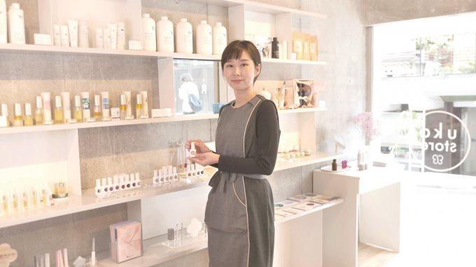 uka NEWoMan 新宿店美容部員・BA(オープニングスタッフ)正社員の求人のスタッフ写真1