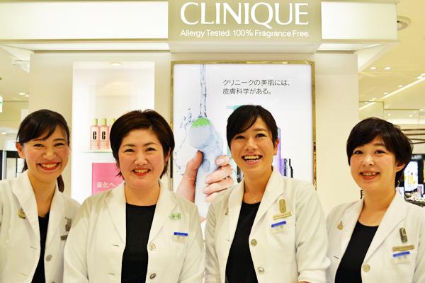 東急百貨店 東横店美容部員・化粧品販売員契約社員の求人のスタッフ写真5