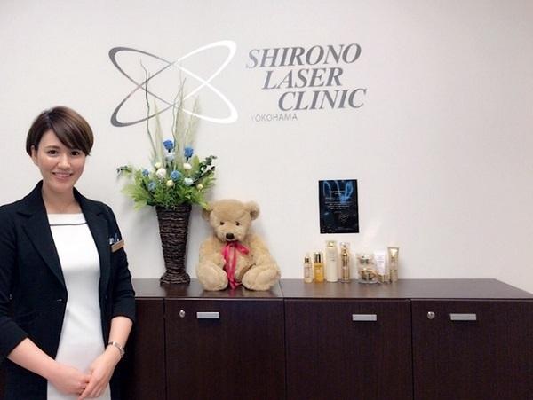 シロノクリニック 恵比寿本院美容医療事務・バックオフィスアルバイト・パートの求人の写真