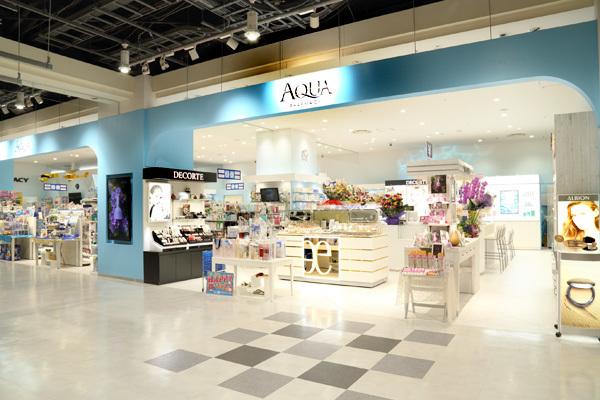 アクア コスメラボ イオンモール日の出店美容部員・化粧品販売員正社員,アルバイト・パートの求人の店内写真2