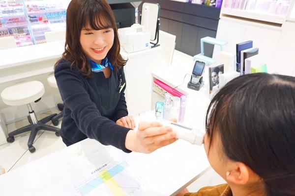 アクア コスメラボ イオンモール日の出店美容部員・化粧品販売員正社員,アルバイト・パートの求人のサービス・商品写真4