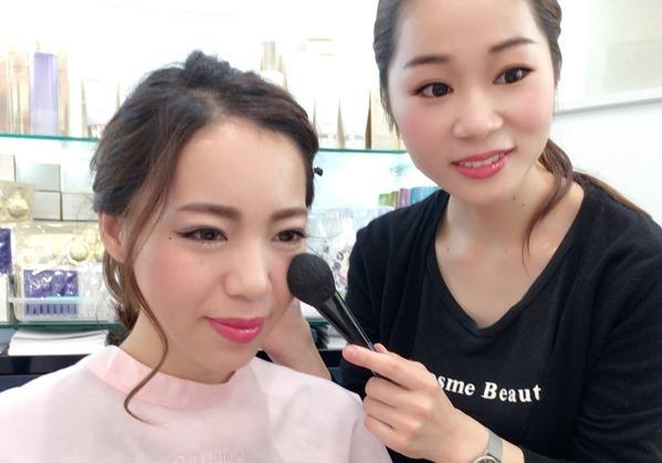 Kcosme Beaute(Kコスメ・ボーテ)イオンモール高岡店美容部員・化粧品販売員(ビューティーアドバイザー 正社員・契約社員 ・アルバイト)契約社員/正社員/アルバイト・パートの求人のスタッフ写真1