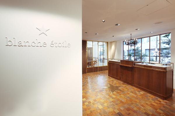blanche étoile(ブランエトワール) 梅田店(2018年2月オープン)美容部員・化粧品販売員正社員,アルバイト・パートの求人の店内写真1