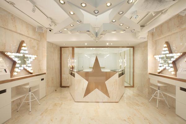 blanche étoile(ブランエトワール) 梅田店(2018年2月オープン)美容部員・化粧品販売員正社員,アルバイト・パートの求人の店内写真2
