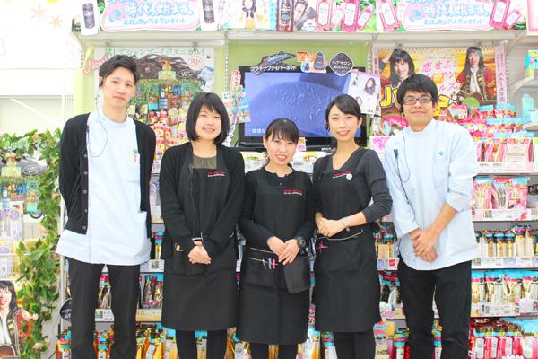 池田店美容部員・化粧品販売員正社員,契約社員,アルバイト・パートの求人の写真