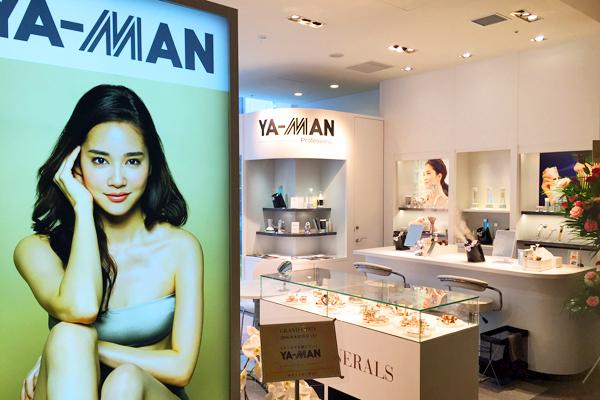 東京都内の百貨店・バラエティショップなど美容部員・化粧品販売員契約社員,アルバイト・パートの求人の店内写真2