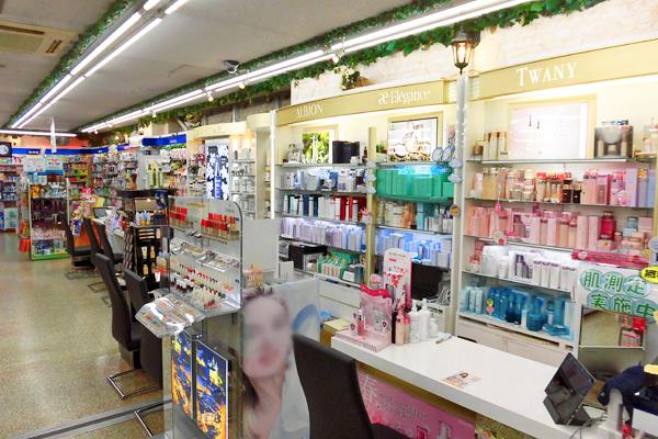 COSMEPAL ジュバンス美容部員・化粧品販売員正社員,アルバイト・パートの求人の店内写真6