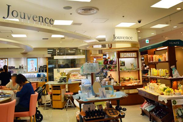 COSMEPAL ジュバンス美容部員・化粧品販売員正社員,アルバイト・パートの求人の店内写真2