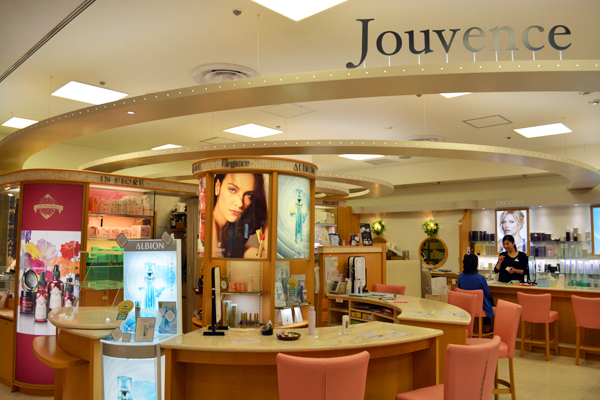 COSMEPAL ジュバンス美容部員・化粧品販売員正社員/アルバイト・パートの求人の店内写真1