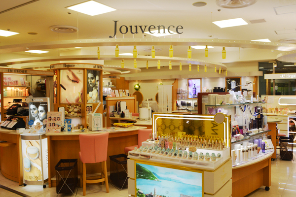 COSMEPAL ジュバンス美容部員・化粧品販売員正社員/アルバイト・パートの求人の写真