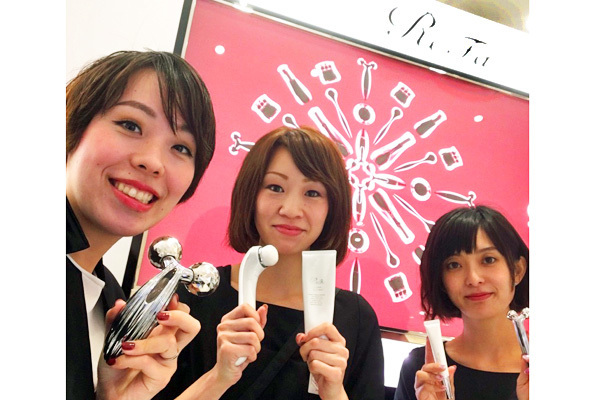 ReFa/MDNA SKIN 博多阪急店美容部員・化粧品販売員正社員/アルバイト・パートの求人のスタッフ写真1