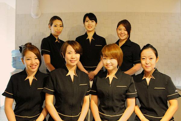 バイオエステBTB Le-pon Mally東京本店エステ・エステティシャン正社員の求人のスタッフ写真2