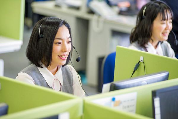 総合健診センター 神奈川エリアコールセンター・電話オペレーター(予約センター事務スタッフ)契約社員の求人のスタッフ写真1