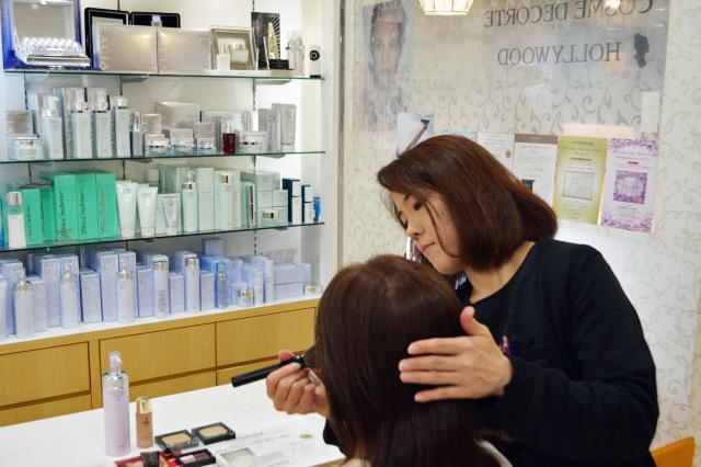 ギンザビビ 八千代台店美容部員・BA正社員,アルバイト・パートの求人の店内写真8