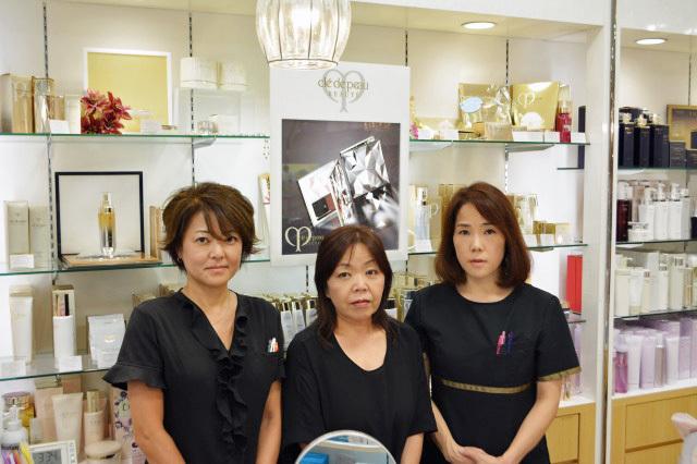 ギンザビビ 八千代台店美容部員・BA正社員,アルバイト・パートの求人の店内写真7